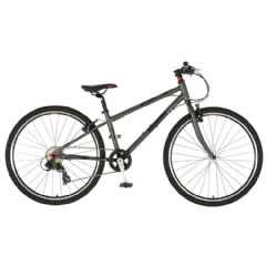 Squish 26 Dark Grey Bike